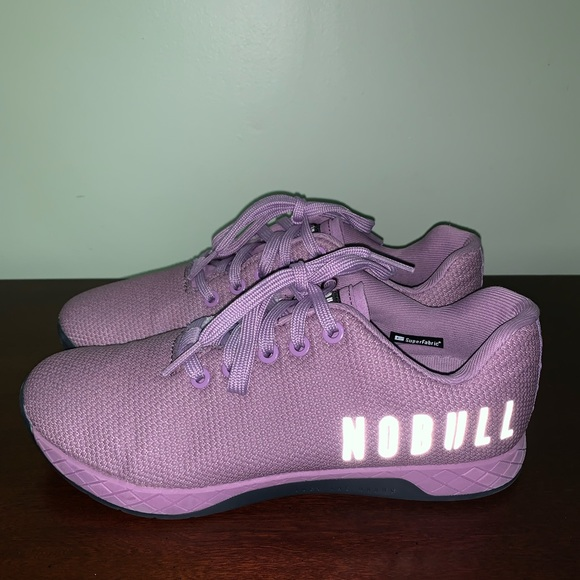 Shoes   Nobull Orchid Trainer